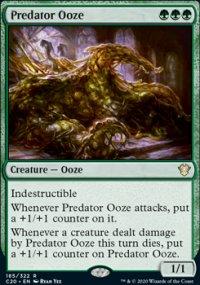 Predator Ooze -