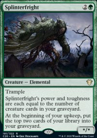Splinterfright -