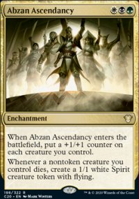 Abzan Ascendancy -