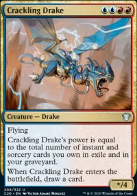 Crackling Drake -
