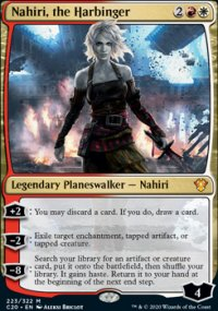 Nahiri, the Harbinger -