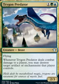 Trygon Predator -