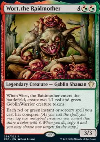 Wort, the Raidmother -