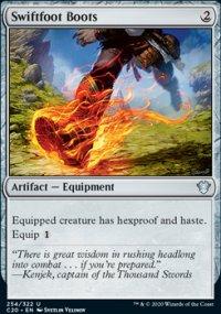 Swiftfoot Boots - Commander 2020