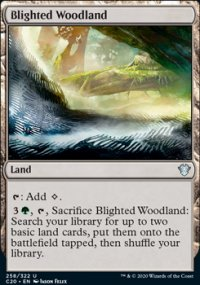 Blighted Woodland -
