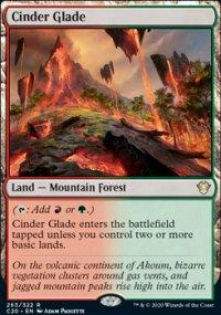 Cinder Glade -
