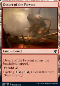 Desert of the Fervent -