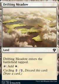 Drifting Meadow -