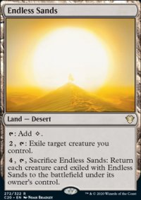 Endless Sands -