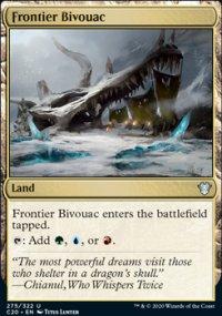 Frontier Bivouac -
