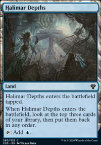 Halimar Depths -