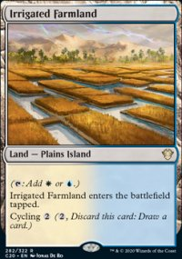 Irrigated Farmland -
