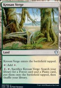 Krosan Verge -