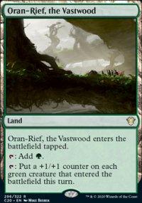 Oran-Rief, the Vastwood -