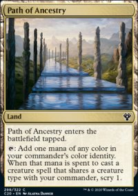 Path of Ancestry -