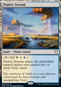 Prairie Stream -
