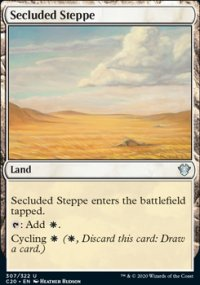 Secluded Steppe -