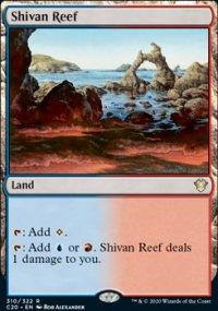 Shivan Reef -