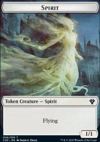 Spirit - Commander 2020