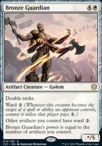 Bronze Guardian 1 - Commander 2021