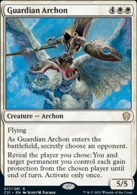 Guardian Archon 1 - Commander 2021
