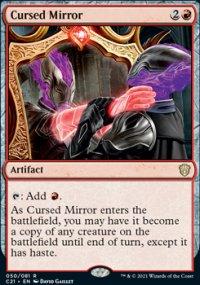 Cursed Mirror 1 - Commander 2021