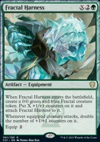 Fractal Harness 1 - Commander 2021