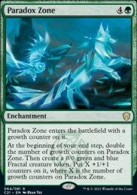 Paradox Zone 1 - Commander 2021