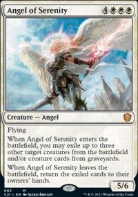 Angel of Serenity - Commander 2021