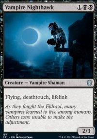 Vampire Nighthawk - Commander 2021
