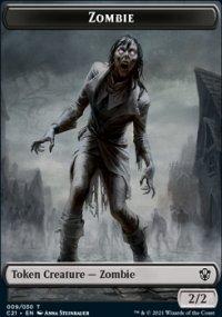 Zombie - Commander 2021