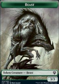 Beast - Commander 2021