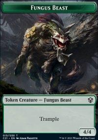 Fungus Beast - Commander 2021