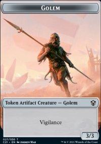 Golem - Commander 2021