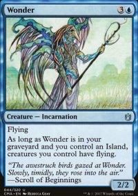 Wonder - Commander Anthology