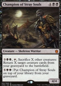 Champion of Stray Souls - Commander Anthology