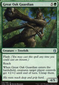 Great Oak Guardian - Commander Anthology