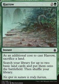 Harrow - Commander Anthology
