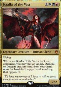 Kaalia of the Vast - Commander Anthology