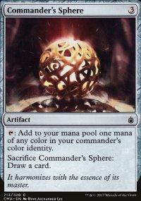 Commander's Sphere - Commander Anthology