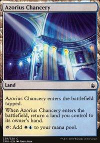 Azorius Chancery - Commander Anthology