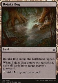 Bojuka Bog - Commander Anthology