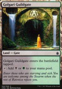 Golgari Guildgate - Commander Anthology
