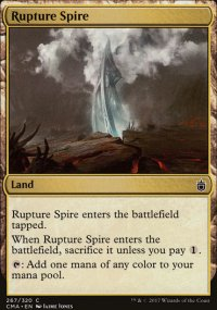 Rupture Spire - Commander Anthology