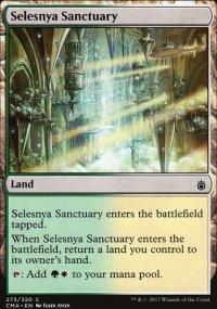 Selesnya Sanctuary - Commander Anthology