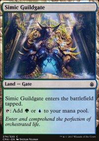 Simic Guildgate - Commander Anthology