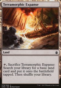 Terramorphic Expanse - Commander Anthology