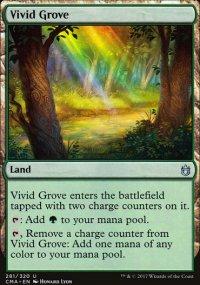 Vivid Grove - Commander Anthology