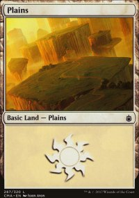 Plains 3 - Commander Anthology