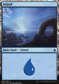 Island 1 - Commander Anthology